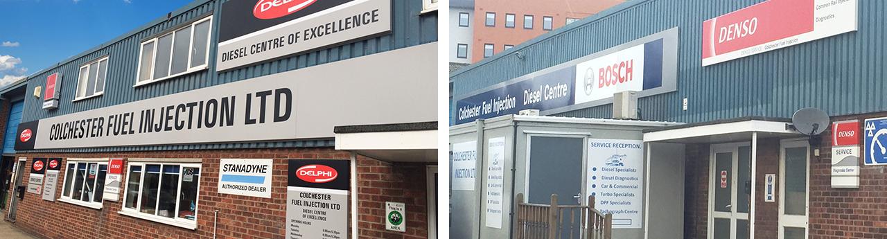 Colchester Fuel Injection Ltd